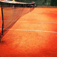 Photo taken at Puente Tenis Club by Diego N. on 11/26/2012