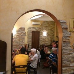 Photo taken at Il Grottino by Sergey M. on 8/21/2015