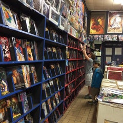 Photo taken at More Fun Comics by Jackie D. on 12/28/2014