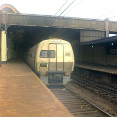 Photo taken at Newark PATH Station by Sean B. on 9/27/2012