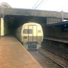 Photo taken at Newark PATH Station by Sean B. on 9/27/2012