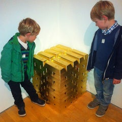Photo taken at Stedelijk Museum voor Actuele Kunst | S.M.A.K. by Richy D. on 10/3/2012