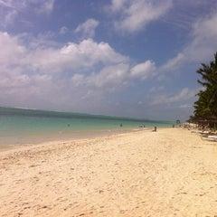 Photo taken at Sugar Beach Mauritius Hotel Resort & Spa by Sebastien B. on 1/4/2013