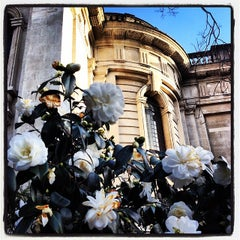 Photo taken at St. John's, Smith Square by Craig C. on 3/5/2014