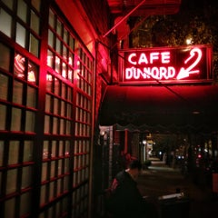 Photo taken at Cafe Du Nord by Peter S. on 10/2/2012