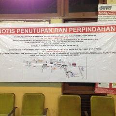 Photo taken at Old Bukit Mertajam Railway Station by Boo K. on 9/20/2013