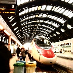 Photo taken at Metro Centrale FS (M2, M3) by Youssef S. on 3/12/2013