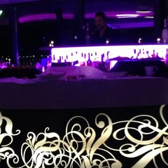 Photo taken at FloorTWO Restaurant by c P. on 12/31/2012