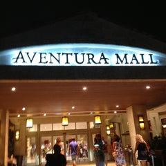 Photo taken at Aventura Mall by Gabriel P. on 1/12/2013