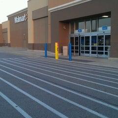 Photo taken at Walmart Supercenter by Larry R. on 10/22/2012