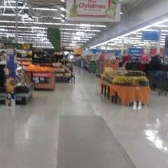 Photo taken at Walmart Supercenter by Larry R. on 11/18/2012