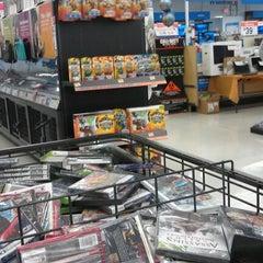 Photo taken at Walmart Supercenter by Larry R. on 11/5/2012