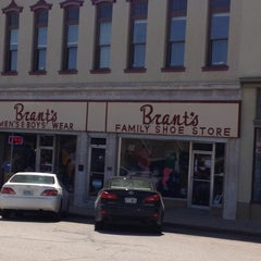 Photo taken at Brants Clothing by Scott B. on 4/25/2013