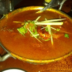 Photo taken at Brick Lane Curry House by anthony d. on 10/12/2012