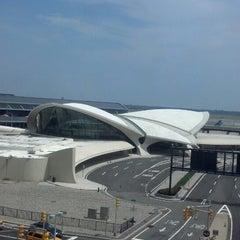 Photo taken at John F. Kennedy International Airport (JFK) by anthony d. on 7/9/2013