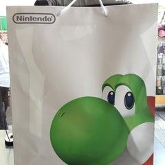 Photo taken at Nintendo World by Chih-Han C. on 7/6/2013