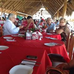 Photo taken at Luminarias Restaurant by Yara Li V. on 5/10/2014