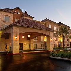 Photo taken at Ayres Hotel & Spa Moreno Valley by Ayres Hotels on 3/18/2014
