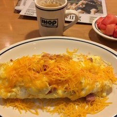 Photo taken at IHOP by Shane C. on 12/25/2014