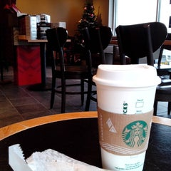 Photo taken at Starbucks by Tonya J. on 12/22/2013