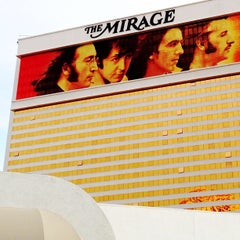 Photo taken at The Mirage Hotel & Casino by @24K on 5/6/2013