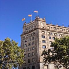 Photo taken at Banco de España by Penpit S. on 9/16/2015