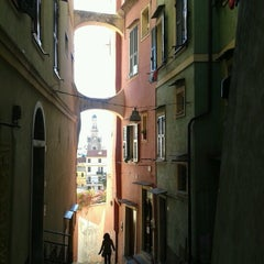 Photo taken at Sanremo by Natascha D. on 10/29/2012
