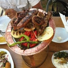 Photo taken at Altınkuş Et Pişirici by Selin H. on 10/16/2012