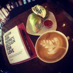 Photo taken at Sunrise Coffee by David R. on 1/28/2013