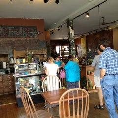 Photo taken at The Root Cafe by Allen H. on 5/29/2013