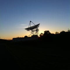 Photo taken at Stanford Dish Trail by Michael P. on 12/21/2012