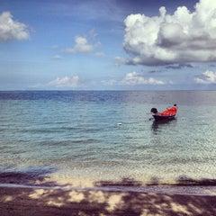 Photo taken at Sabai beach resort by Karolis Ž. on 5/5/2013