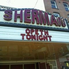 Photo taken at Sherman Theater by John U. on 4/27/2013