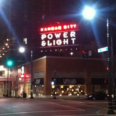 Photo taken at Kansas City Power & Light District by Luis C. on 11/24/2012