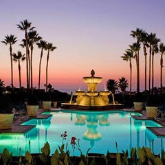 Photo taken at St. Regis Monarch Beach by Benji G. on 4/24/2014