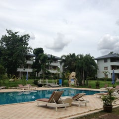 Photo taken at Camelia Resort Kanchanaburi by Nusara K. on 9/5/2013