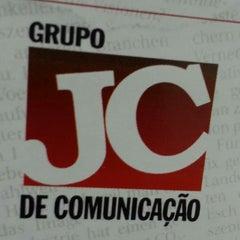 Photo taken at Jornal Cidade de Rio Claro by Karina Zilah Da F. on 7/18/2013