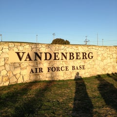 Photo taken at Vandenberg Air Force Base by Mykl W. on 2/10/2013