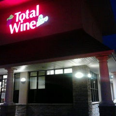 Photo taken at Total Wine & More by Nancy A. K. on 12/11/2012