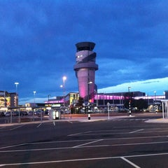 Photo taken at Christchurch International Airport (CHC) by AorPG R. on 10/4/2012