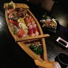 Photo taken at Sushiko Japanese Grill by Dan . on 9/13/2013