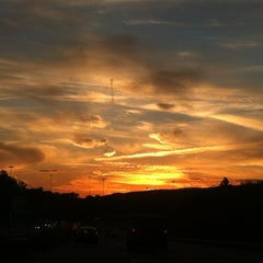 Photo taken at George N. Wade Memorial Bridge by Kelly P. on 9/15/2012