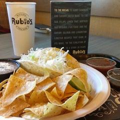 Photo taken at Rubio's by Jumaane J. on 12/22/2013