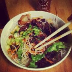 Photo taken at So Ba Vietnamese Restaurant by Keaton M. on 1/25/2013
