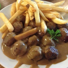 Photo taken at IKEA Restaurant & Cafe by Patricia C. on 7/8/2013