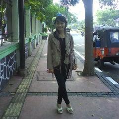 Photo taken at Jl. Budi Utomo by Pipit E. on 6/15/2013