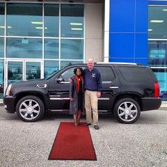 Photo taken at Pat O'Brien Chevrolet by Pat O'Brien Chevrolet on 4/29/2014