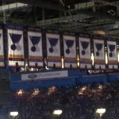 Photo taken at Scottrade Center by Jason P. on 5/9/2013