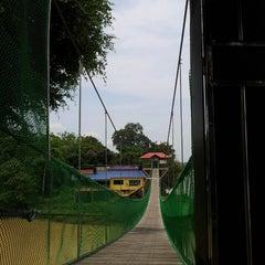 Photo taken at Tepi Sungai Termeloh by Lynn H. on 2/17/2013