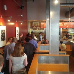 Photo taken at Chipotle Mexican Grill by David M. on 5/21/2013